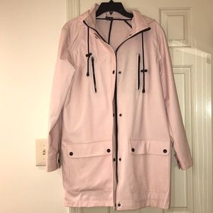 urban outfitters rain coat